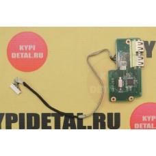 б/у Cardreader для ноутбука ASUS K51A + USB P/N 69N0ESG10B03-01