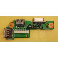 б/у USB плата для ноутбука Dell Inspiron N5010 48.4HH03.011