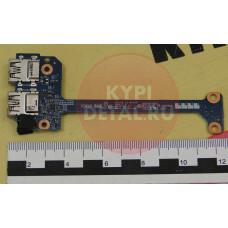 б/у USB плата для ноутбука HP ENVY M6-1000 M6-11535R LS-8714P
