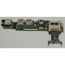 б/у USB плата для ноутбука Asus Eee PC 1025C +AUDIO разъем 60-0A3FI3000