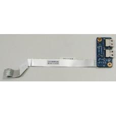 б/у USB плата для ноутбука HP 15-r272 LS-A993P + шлейф