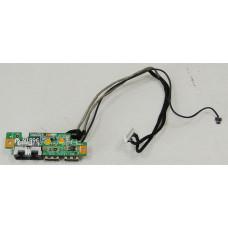 б/у USB плата для ноутбука MSI MS-163D MS-16352 ver.0B