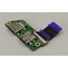 б/у USB HDMI плата для ноутбука Toshiba T130, T130D, T135, T135D BU3H2094809338
