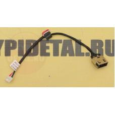 Разъем питания для ноутбука (PJ718) LENOVO G50-30 G50-40 G50-45 G50-50 с кабелем DC30100LD00
