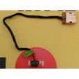 б/у Разъем питания для для ноутбука HP 15-R с кабелем  717371-YD6