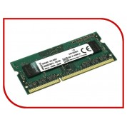 Память SO-Dimm DDR3 4Gb [KVR13S9S8/4] Kingston б/у