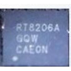 RT8206A RT8206AGQW микросхема