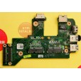 б/у Плата DELL Inspiron N7110 LAN VGA USB DA0RO3PI6D1