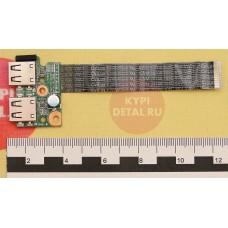 б/у USB board для HP CQ58 P/N 01016YY00-600-G