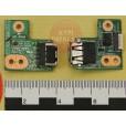 б/у USB board для HP Pavilion G62 P/N 01013JS00-575-G