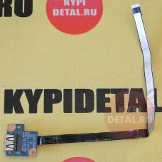 б/у USB плата для ноутбука Lenovo G770 LS-6759P