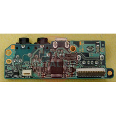 б/у USB/audio плата для ноутбука Sony Vaio PCG-6118P, VGN-Z21WRN IFX-496-12