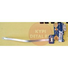 б/у USB плата для ноутбука Toshiba Satellite C850D PL/CS SUB BRD