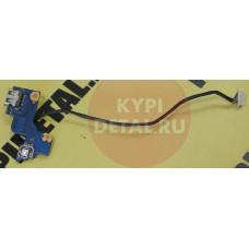 б/у USB board для Samsung RV520 BA92-07488A + шлейф