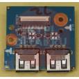 б/у Плата с USB разъёмами для HP Pavilion DV6 48.4RH05.011