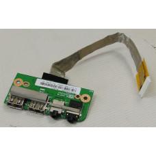 USB плата для ASUS N53 N53S N53J N53TA N53T N53D N53JF N53JN N53SN N53JG board