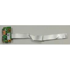 б/у USB плата для ноутбука HP DV6-2135 DV6-2000 DA0UP6TB6A0RE