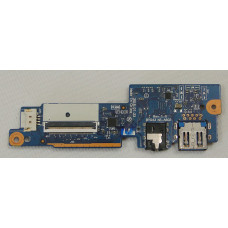 б/у USB плата + аудио к ноутбуку Lenovo Yoga 700 BYG43 NS-A602