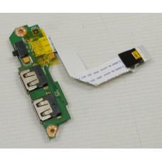 б/у USB плата для ноутбука Lenovo IdeaPad S10-3c