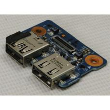 б/у USB плата для ноутбука HP DV6-7000 P/N 48.4ST02.011