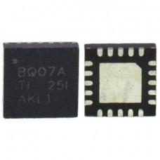 BQ07A BQ24707A QFN-20 контроллер заряда