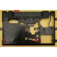б/у Корпус для ноутбука Samsung NP305V5A чёрный, нижняя часть (поддон) BA75-03228A