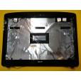 б/у Корпус для ноутбука Acer Aspire 5530, цвет синий, верхняя часть P/N AP04A000600
