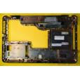 б/у Корпус для ноутбука Lenovo G555 чёрный, нижняя часть AP0BU0001001AA поддон