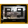 б/у Корпус для ноутбука Samsung NC110 верхняя часть с рамкой, чёрный BA75-02913A BA75-02916A