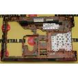 б/у Корпус для ноутбука Lenovo G565 чёрный, поддон AP0EZ0001001 AP0BP0008101