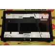 б/у Корпус для ноутбука Packard bell TK85 PEW91 крышка матрицы + рамка AP0FQ0001500 AP0C90002300