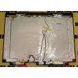 б/у Корпус для ноутбука Asus A6T крышка матрицы 13GNFH5AP020-5