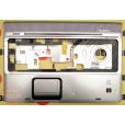 б/у Корпус для ноутбука HP DV9000 YHN3EAT9TATP043B 432977-001 палмест с тачем