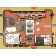б/у Корпус для ноутбука Toshiba Satellite A300D чёрный, поддонTSA35BL5BA0040080713-09