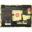 б/у Корпус для ноутбука Fujitsu Siemens Esprimo Mobile V5545 поддон S/N: 914U5Z1105G808004YSKS0E