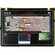 б/у Корпус для ноутбука RoverBook Pro P435, палмест с тачем 6-39-M7652-01X