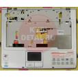 б/у Корпус для ноутбука Toshiba Satellite L10-117 верхняя часть+тач 35EW3TA0007