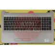 б/у Корпус для ноутбука HP 15-BA часть корпуса с клавиатурой  AP1O2000321