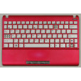 б/у Корпус для ноутбука Asus Eee PC 1025C топкейс (клавиатура не рабочая) 13GOA3H1AP010