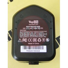 Аккумулятор для электроинструмента Hitachi DN, DS, DV, FDS, FDV, FWH, R Series. 12V 1500mAh 18Wh (Ni