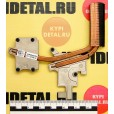 б/у Радиатор для ноутбука DELL Inspiron N7110 4AR03HSWI20