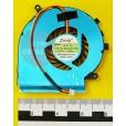 Вентилятор для ноутбука MSI GE62 (для CPU 3pin)  2QD GE62 2QE GE62 2QF GL62 GE72 GL72 GP62 GP72 PE60