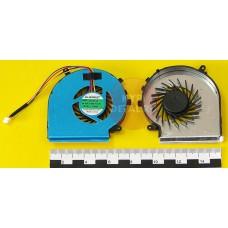 Вентилятор для ноутбука MSI GE62 (для CPU 4pin)  2QD GE62 2QE GE62 2QF GL62 GE72 GL72 GP62 GP72 PE60