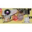 б/у Система охлаждения для ноутбука Fujitsu Siemens Amilo D 1845 P/N 40-UD7040-00 40-UF5040-10