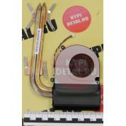 Система охлаждения для ноутбука LENOVO IdeaPad G700 G700AT G710 G710A (для интегрированного видео) D