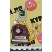 "Система охлаждения для ноутбука SONY VAIO VGN-SR VGN-SR490 13""3 024-0011-1186_A UDQFRZH09CF0"
