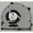 б/у Вентилятор для ноутбука Samsung NP350E7C/350V DC28000BMD0