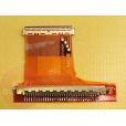 Переходник на матрицы LED 40pin на 30pin, длина переходника 3,3 см