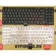 Клавиатура для ноутбука DNS D900 D27 D470 M590 D70 чёрная , с русскими буквами MP-03753SU-4304 6-80-