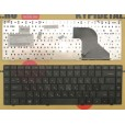 Клавиатура для ноутбука HP Compaq 620 621 625 425 чёрная, с русскими буквами P/N 606129-251 V115326A